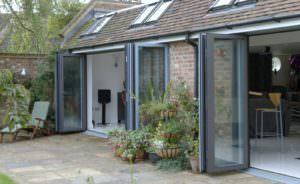 Aluminium Bi-Fold Doors Beverley Hull