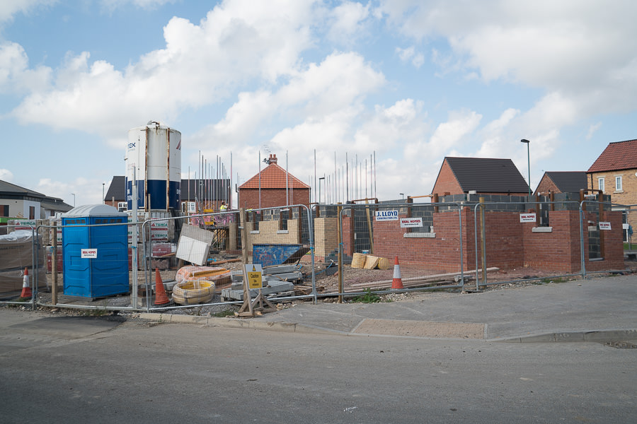 New Build Beverley Hull