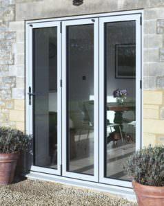 Aluminium Bi-Fold Doors Hull