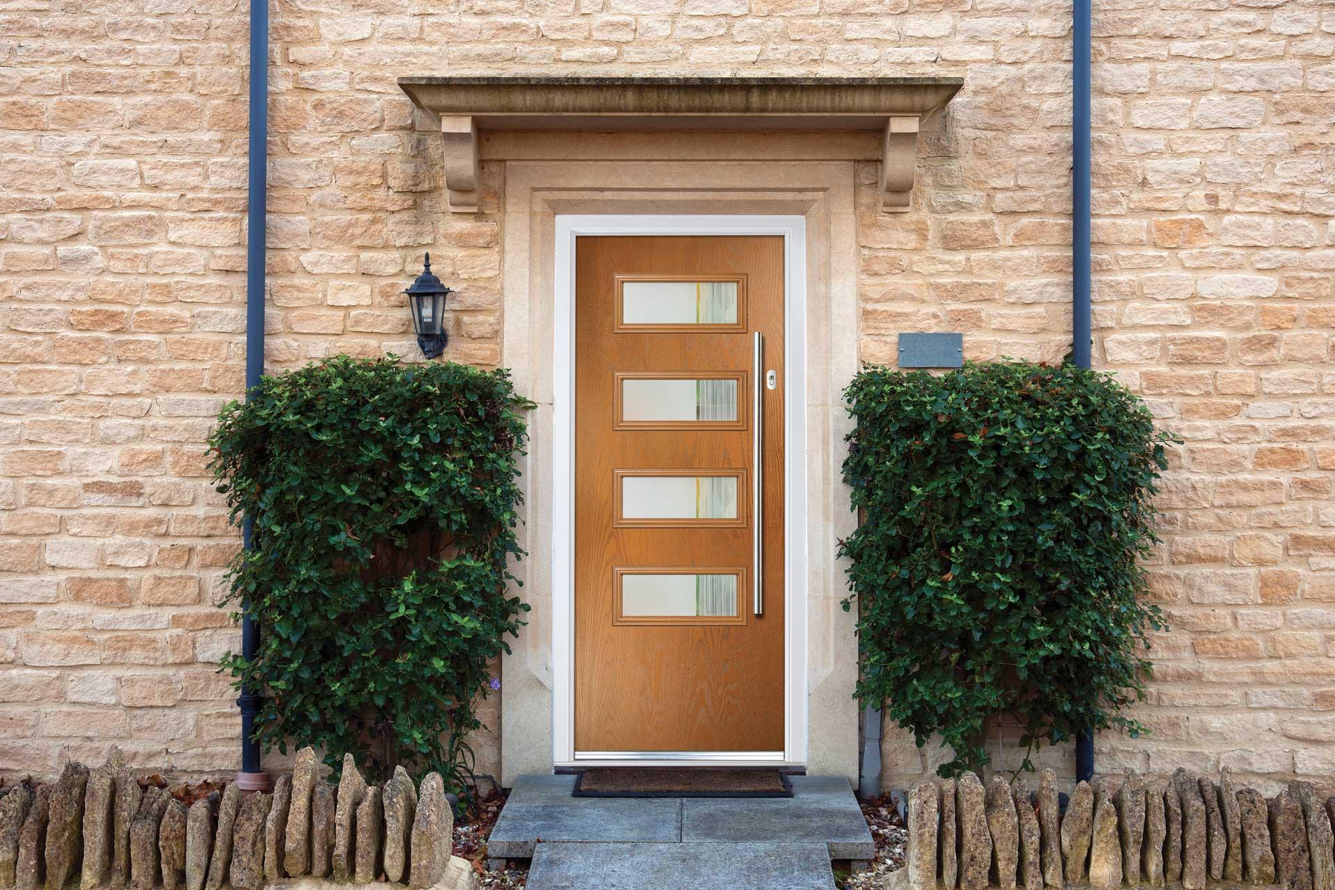 composite door styles