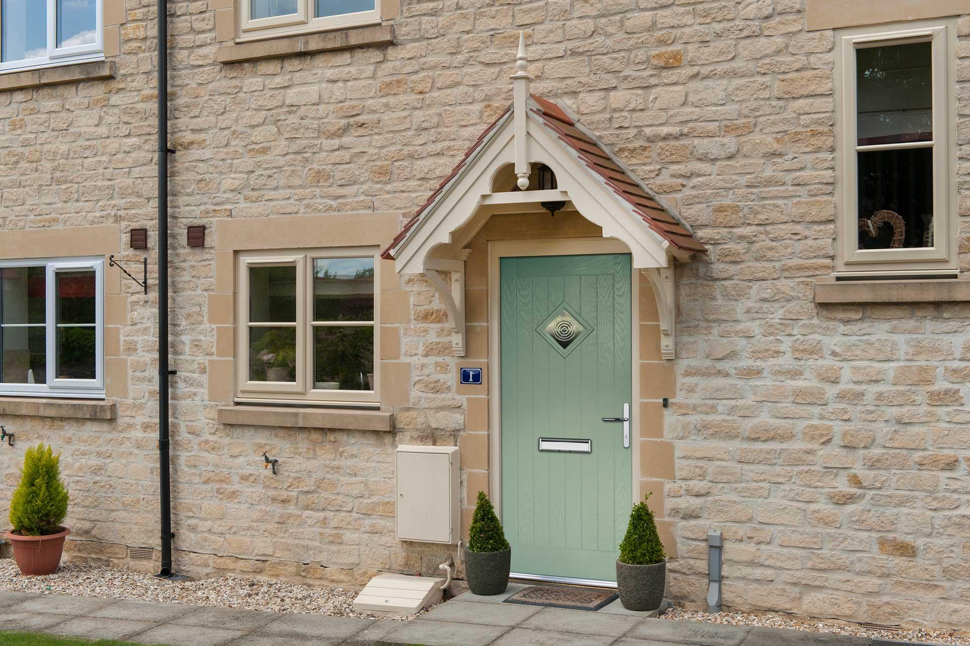 front door installer Beverley